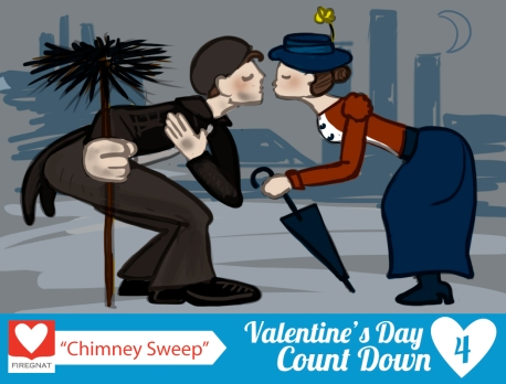 noun submission: chimney sweep