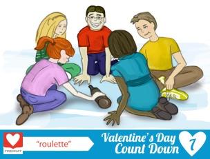 noun submission: roulette
