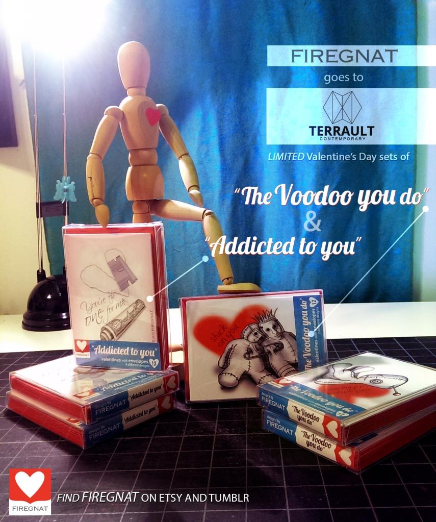 Valentines To Terrault