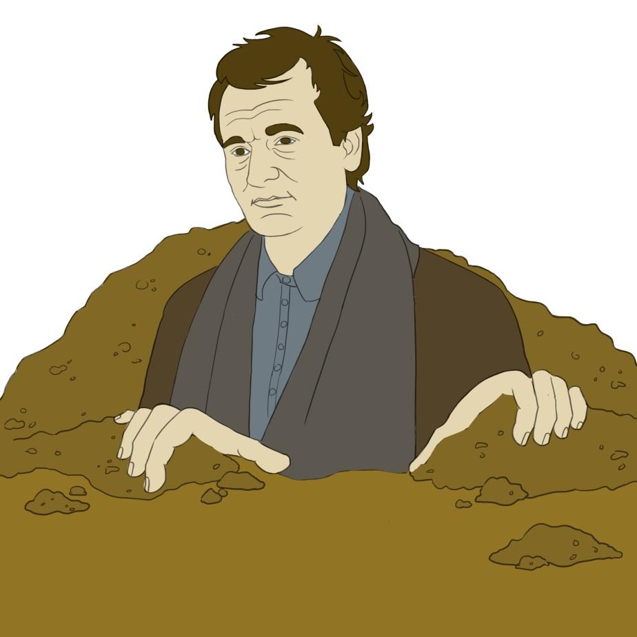 Bill Murray - Groundhog Day