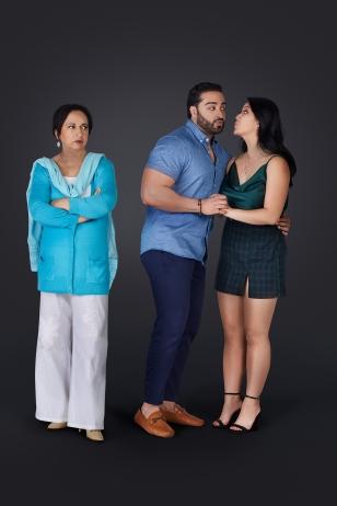 Laila, Shekeb and Emily - Brand Image [1 of 22]